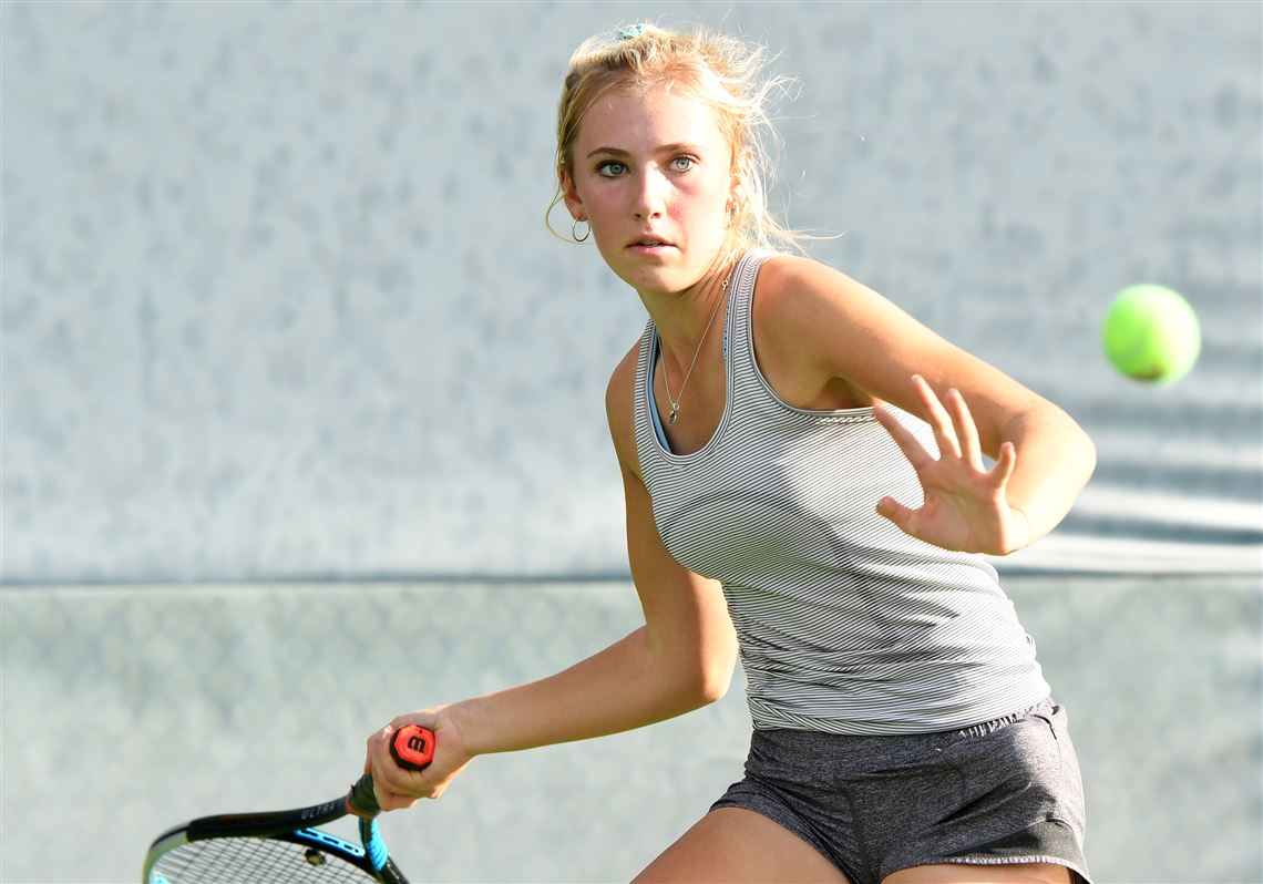Black, Spinazze sisters advance in state girls tennis tournament | The Blade